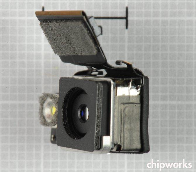 spiati camera a infrarossi