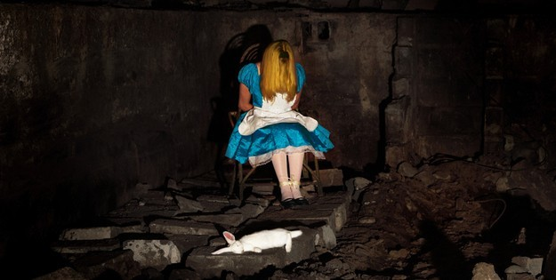 Alice Just A Trap