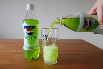 Pepsi Shiso (Japan)
