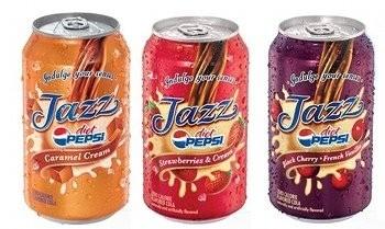 Pepsi Jazz (USA)