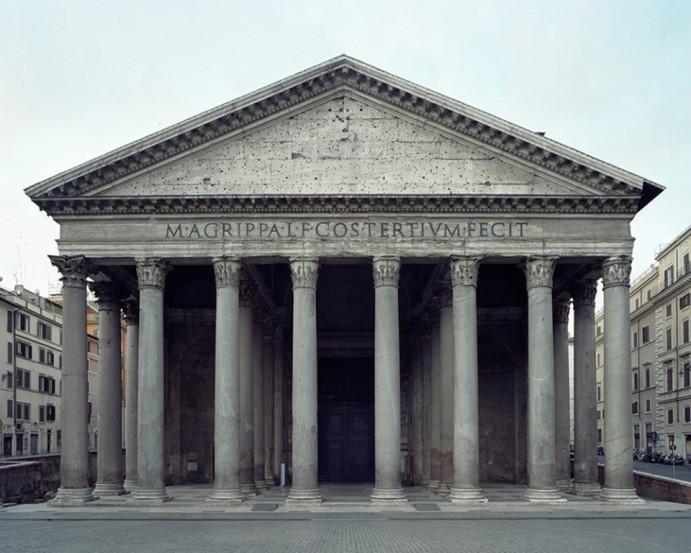 Pantheon. Alfonso Chianese