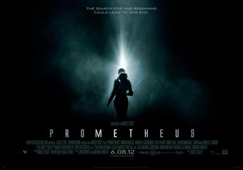 Tutti i videoclip di prometheus, il prequel di alien girato da ridley