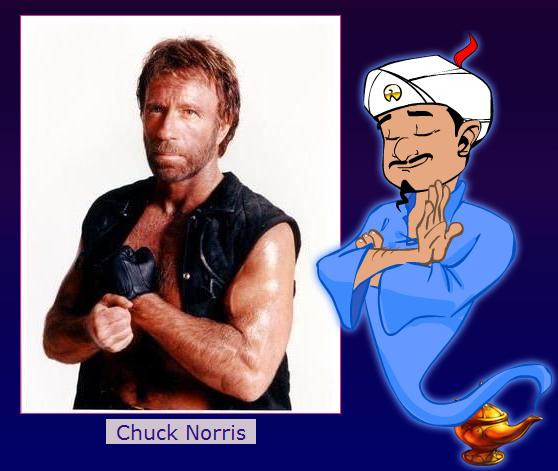 Akinator Italiano: indovina anche Chuck Norris
