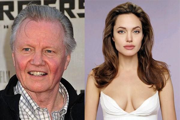 Jon Voight --> Angelina Jolie