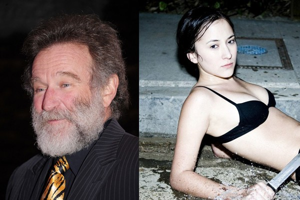 Robin Williams --> Zelda Rae Williams