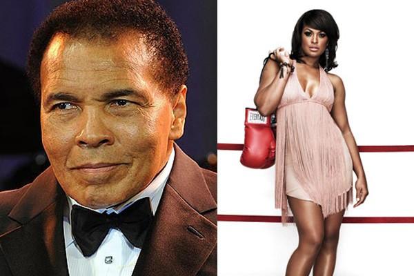 Muhammad Ali --> Laila Ali