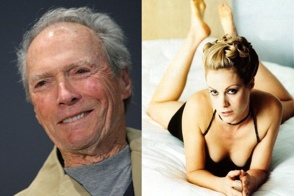Clint Eastwood --> Alison Eastwood