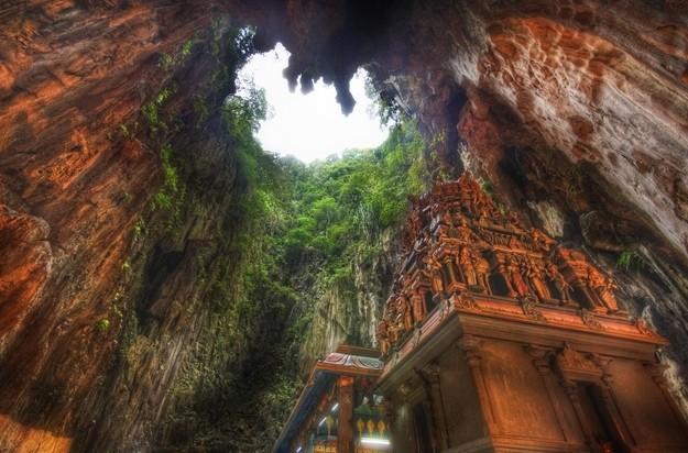 The Batu Caves In Kuala Lumpur, Malaysia