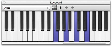 It's actually this chord: the Fmaj7.