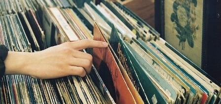vinile-music-library