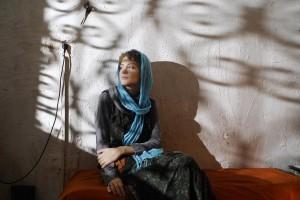 IRAN / Teheran / A young costum designer.