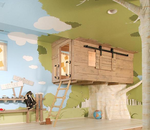 casa albero bambini