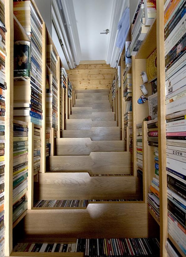 scale di libri
