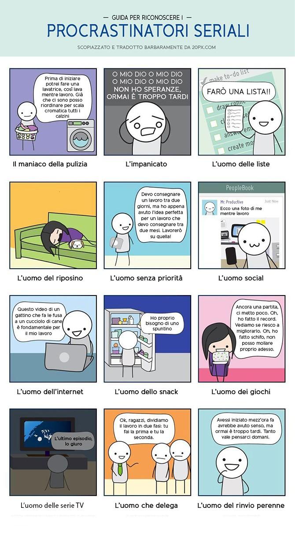 I-procrastinatori copia