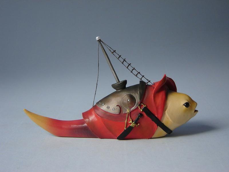 I mostriciattoli dei quadri di Bosch in vendita come sculture