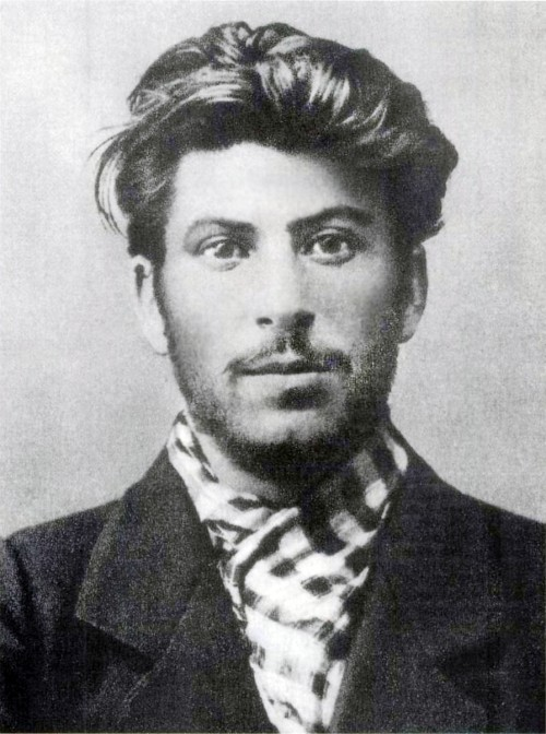 stalin giovane young