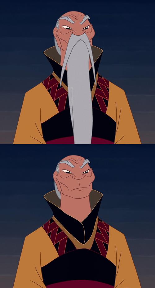 L'imperatore - Mulan