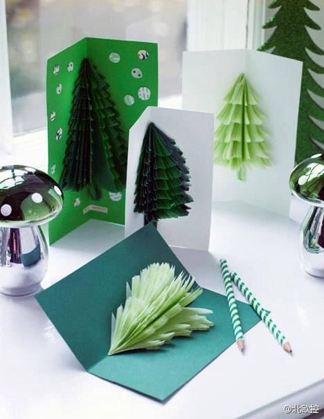 albero-di-natale-carta-origami
