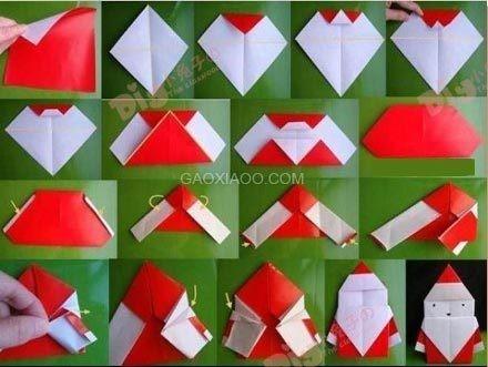 babbo-natale-origami