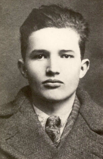 ceausescu giovane young
