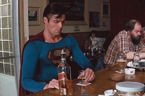 16.superman-ubriaco