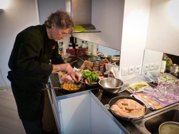 chef cuisine 600x450