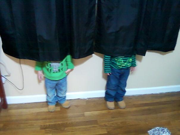 hide and seek funny kids 13