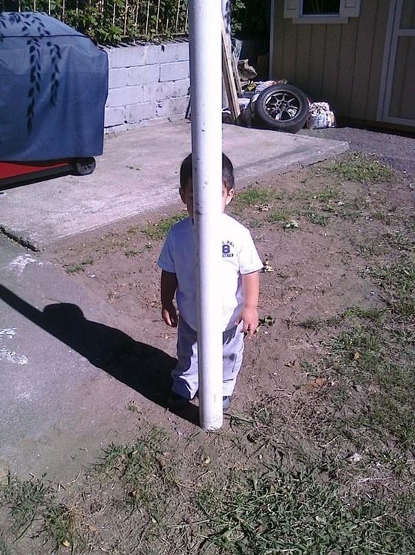 hide and seek funny kids 23