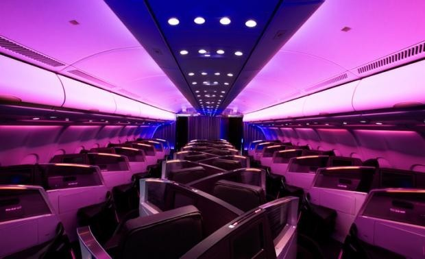 virgin atlantic suites