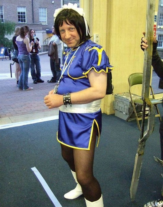 A Collection of Seriously WTF Cosplay Images 10