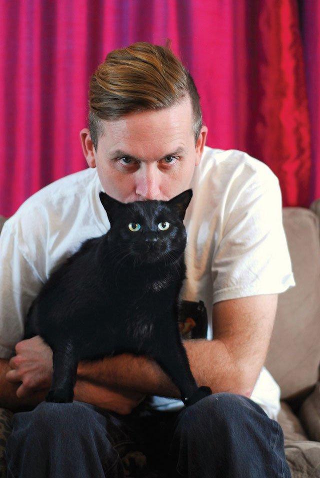 Black Metal Cat