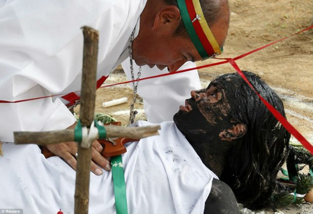 Colombian Exorcism Photographs 9