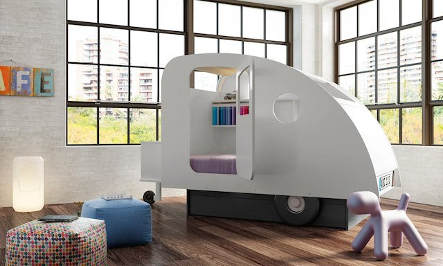 Creative Beds for Kids 2