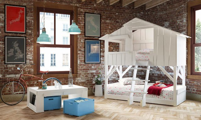 Creative Beds for Kids 3