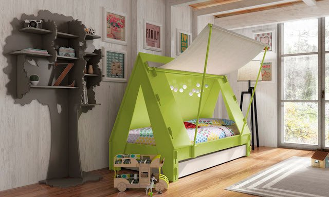 Creative Beds for Kids 4