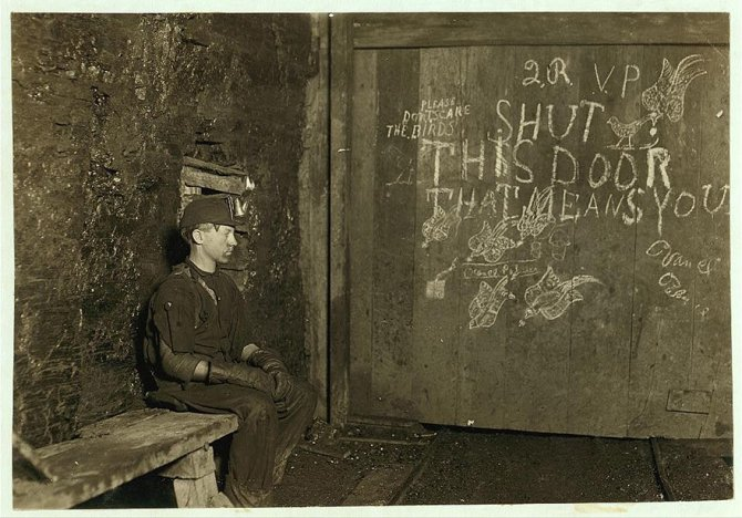 child labor united states lewis hines 12