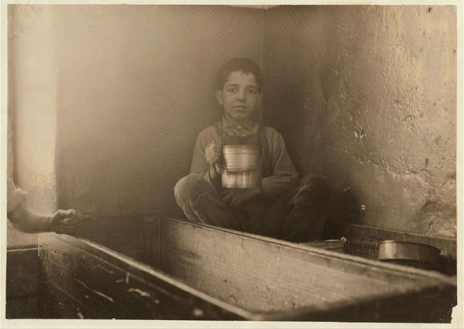 child labor united states lewis hines 13