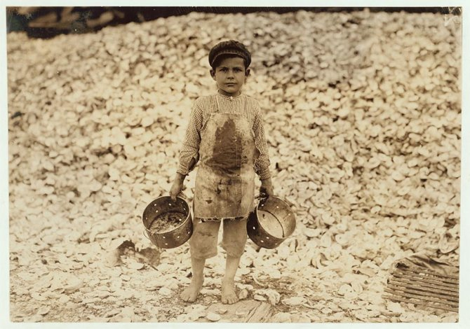 child labor united states lewis hines 14