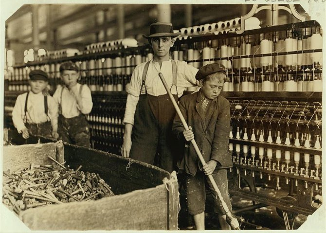 child labor united states lewis hines 18