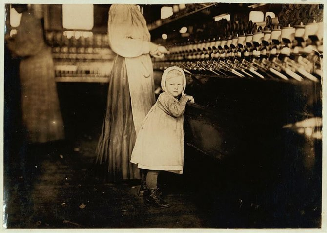 child labor united states lewis hines 19