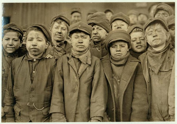 child labor united states lewis hines 7
