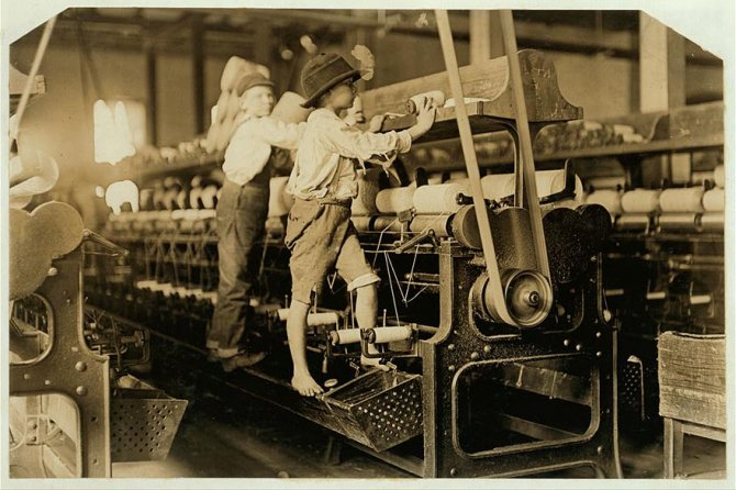 child labor united states lewis hines 8