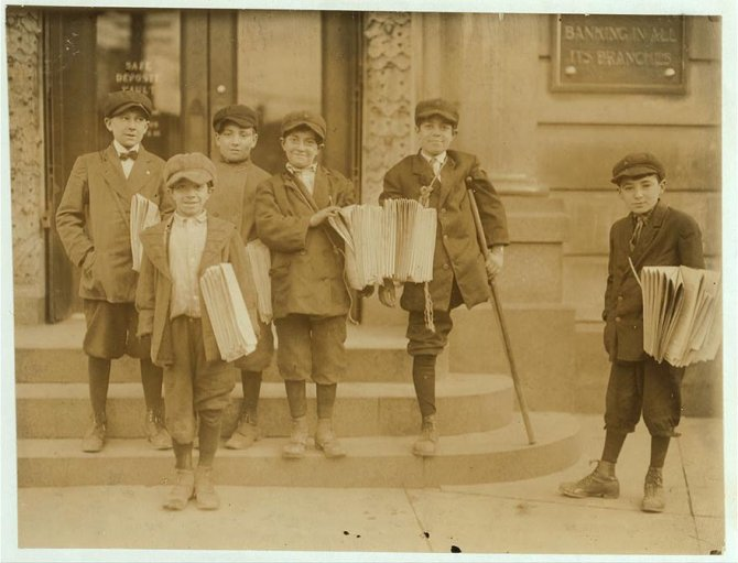 child labor united states lewis hines 9