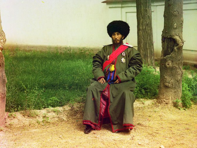 colored vintage photos russia 4