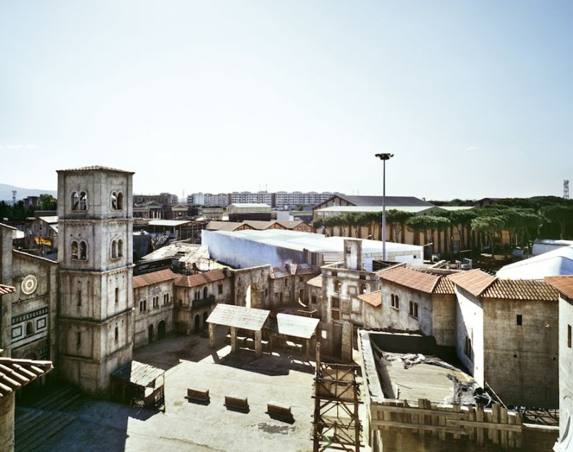 Cinecitta', once upon a time