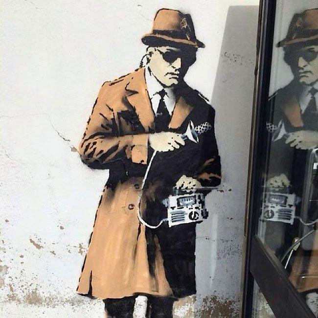 Banksy Cheltenham 6