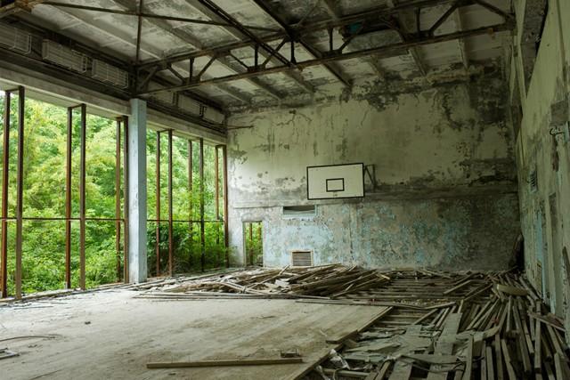 Chernobyl-gym