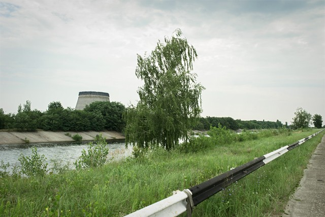 Chernobyl-nuclear-reactor