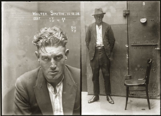 vintage mugshots black and white 28