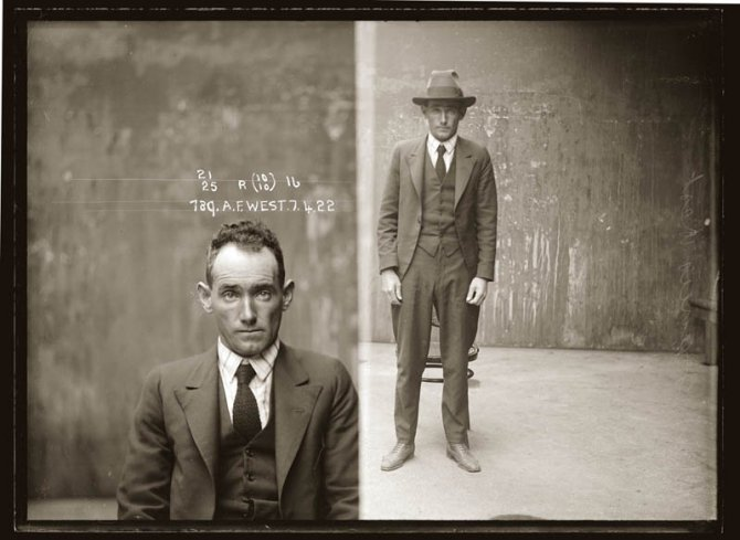 vintage mugshots black and white 30